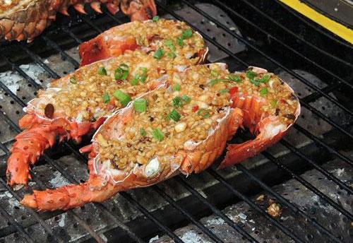 重庆海鲜烧烤培训