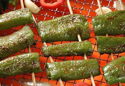 烤青椒技术培训