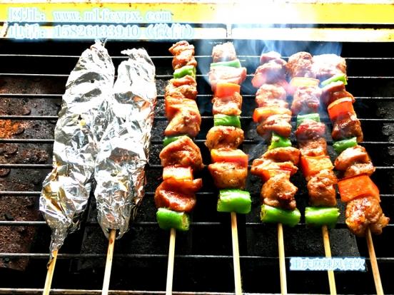 秘制烤肉串